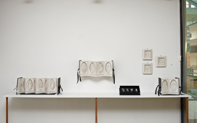 Select, installation view, 2010, Hand Held Gallery